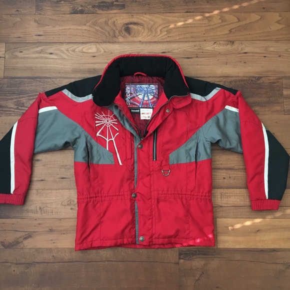 1c1893b6b781 Kids 16 Red Spyder Dermizax Ski Jacket